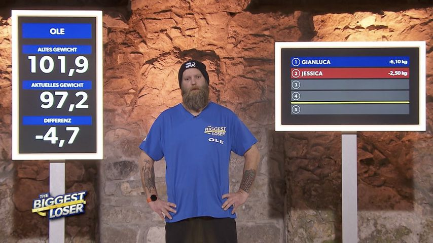 """Ole bei """"The Biggest Loser"""""""