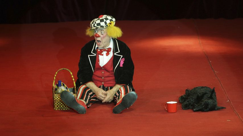 Clown Oleg Popow