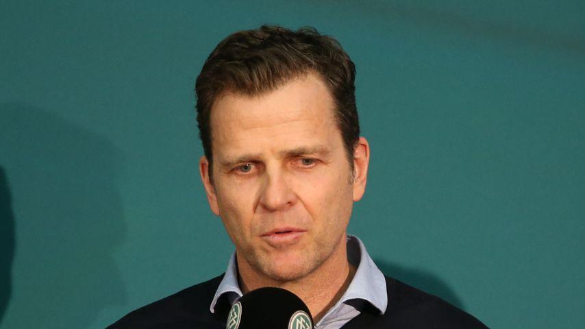 Oliver Bierhoff im März 2020
