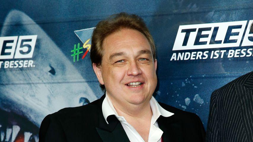 "Oliver Kalkofe bei der ""Sharknado 3""-Premiere in Berlin 2015"