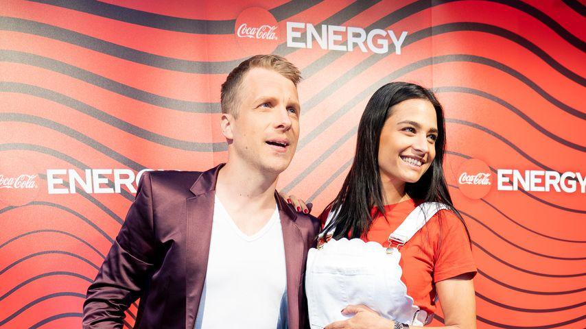 Oliver und Amira Pocher im Juni 2019