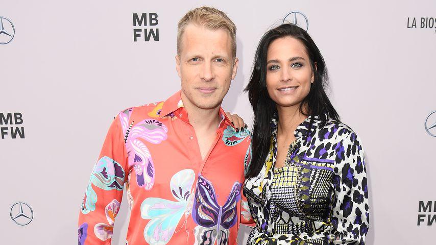 Oliver Pocher und Amira Aly im Juli 2019