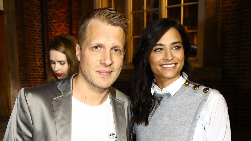 Oliver Pocher und seine Freundin Amira Aly, 2018