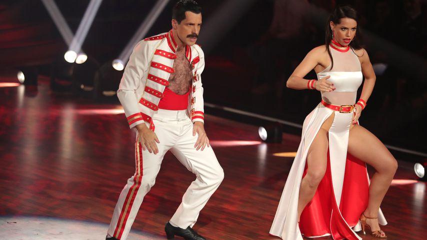 """Let's Dance""-Multitasking: Christina so stolz auf ihren Oli"