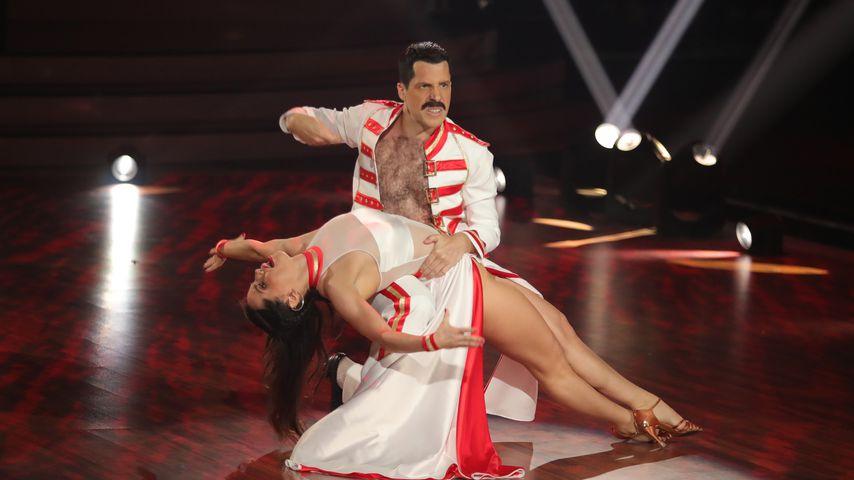 """Oliver Pocher und Christina Luft bei """"Let's Dance"""""""