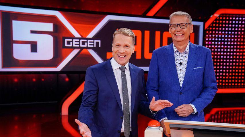 """""""5 gegen Jauch""""-Hammer: Günther schenkt Gegnern den Gewinn"""