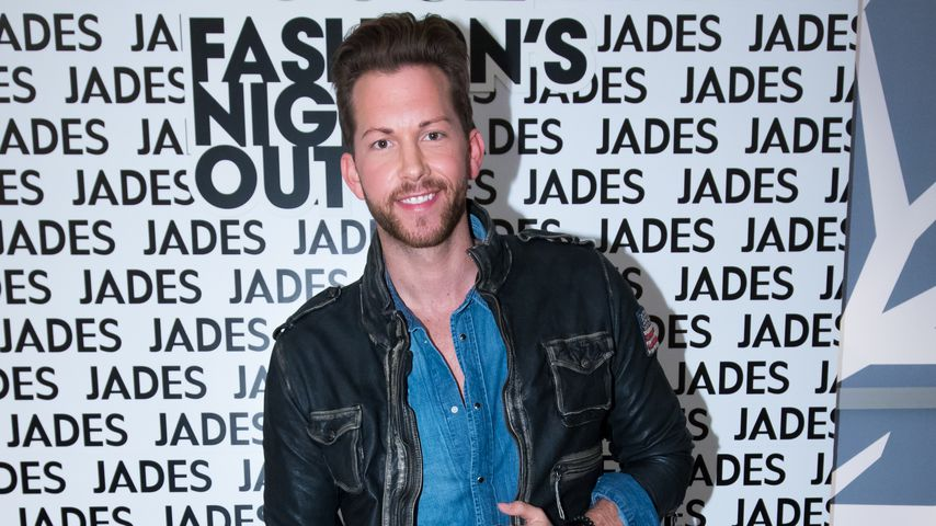 Oliver Sanne bei der Vogue Fashion's Night Out in Düsseldorf