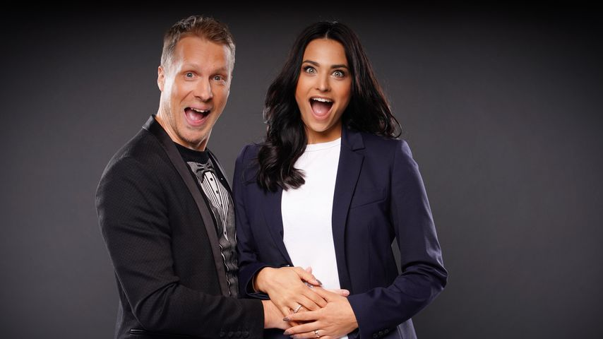 Oliver und Amira Pocher verkünden zweite Schwangerschaft