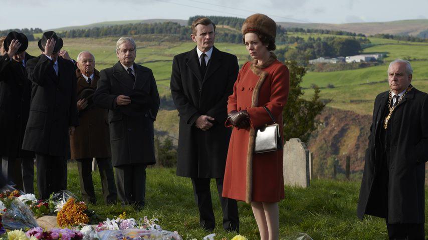 """Olivia Colman als Queen Elizabeth II. in """"The Crown"""""""
