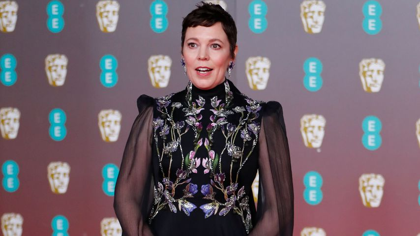 Olivia Colman bei den BAFTA Awards 2020
