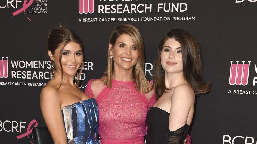 Lori Loughlins Töchter wollen nicht zurück an die Elite-Uni