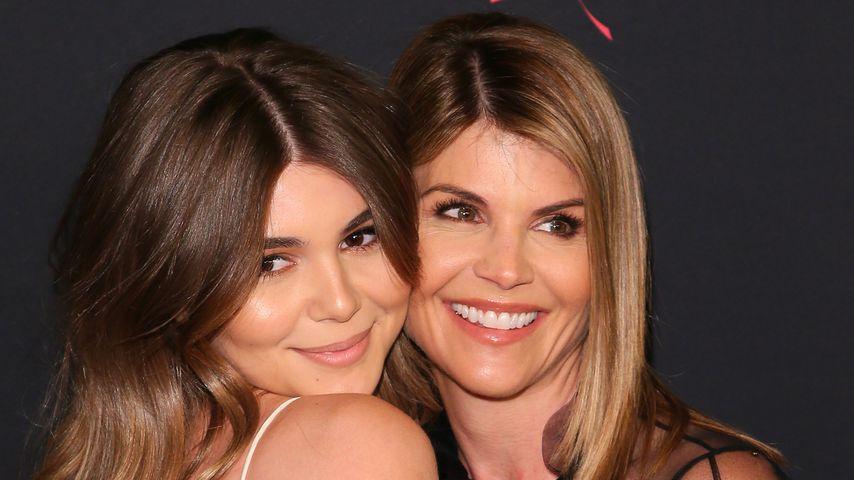 Olivia Jade Giannulli und ihre Mutter Lori Loughlin