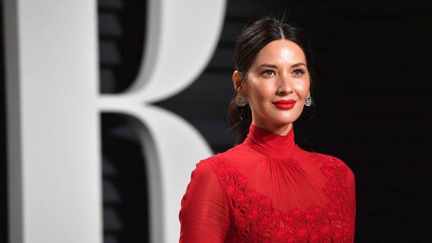 Olivia Munn bei der Vanity Fair Oscar Party 2017