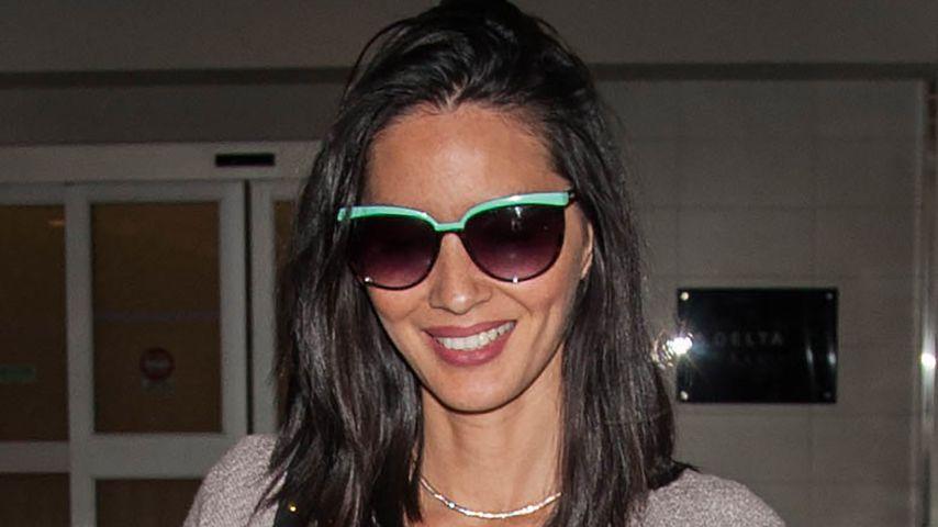 Kurz nach Trennung: Olivia Munn ist schon wieder top gelaunt