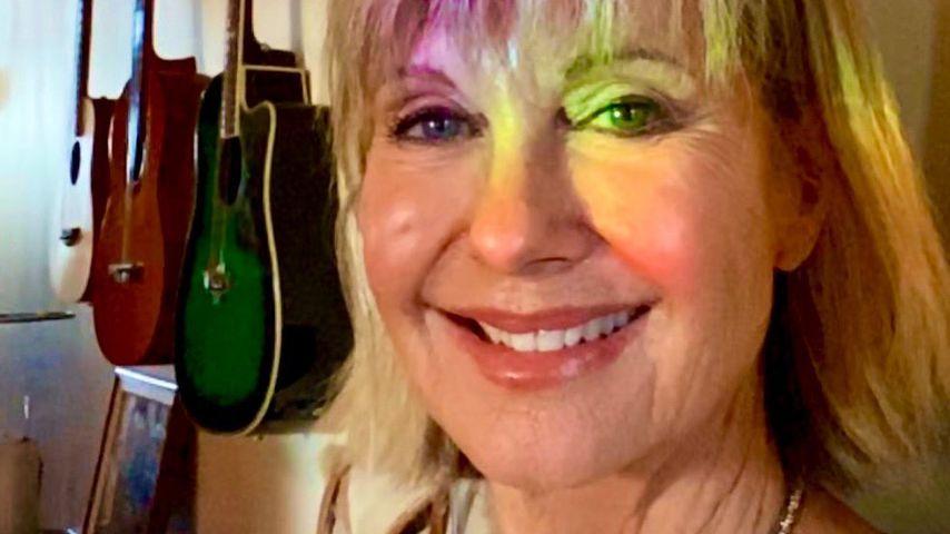 Olivia Newton-John im April 2020
