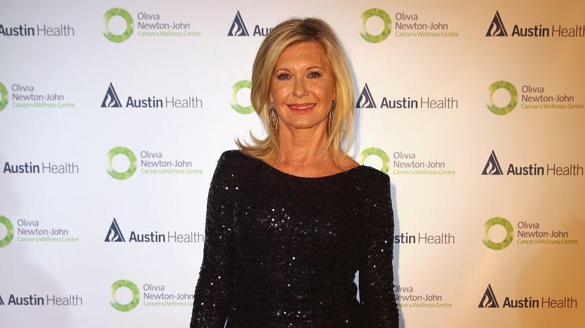 Olivia Newton-John wieder an Krebs erkrankt: So geht es ihr!