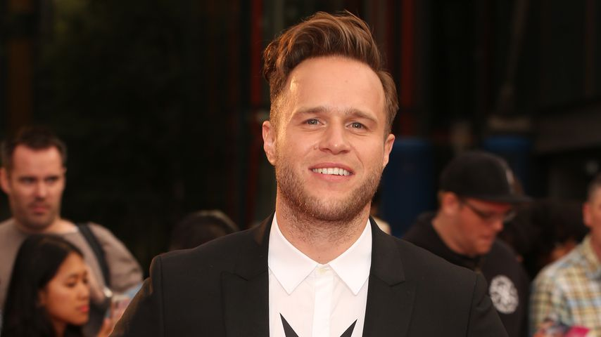 Olly Murs bei den GQ Men of the Year Awards 2018