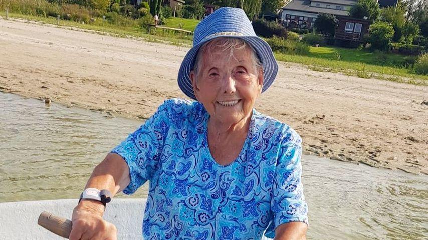 Deutschlands älteste Influencerin Oma Hedel wird bald 100!