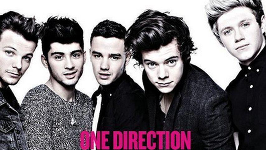 One Direction: Bald erscheint ihr neues Buch!