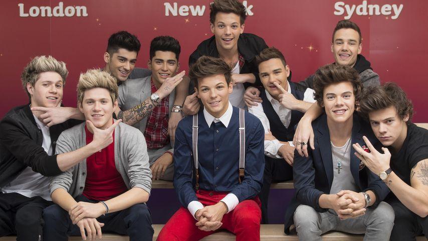 One Direction: So finden sie ihre Wachs-Figuren