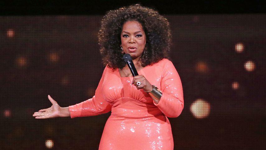 """Oprah Winfrey bei der """"An Evening With Oprah"""" -Tour in Melbourne"""