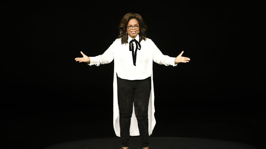 Oprah Winfrey bei einem Apple-Launch, im März 2019