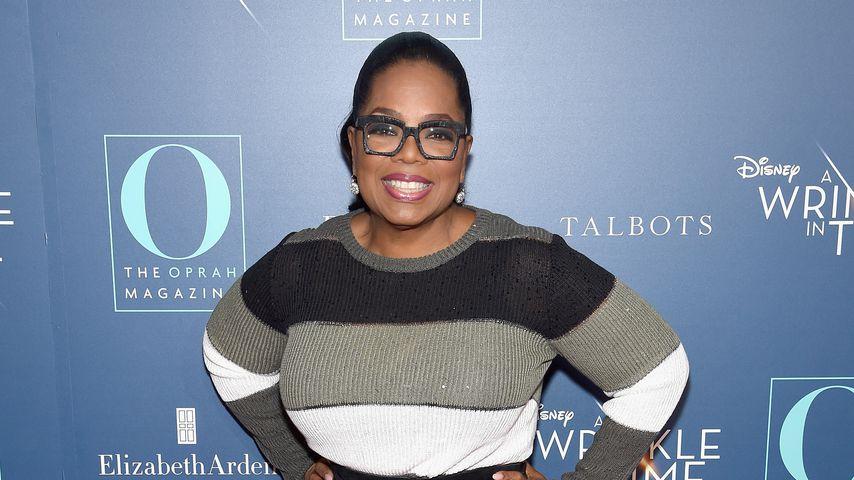 Oprah Winfrey bei einer Veranstaltung in New York, März 2018