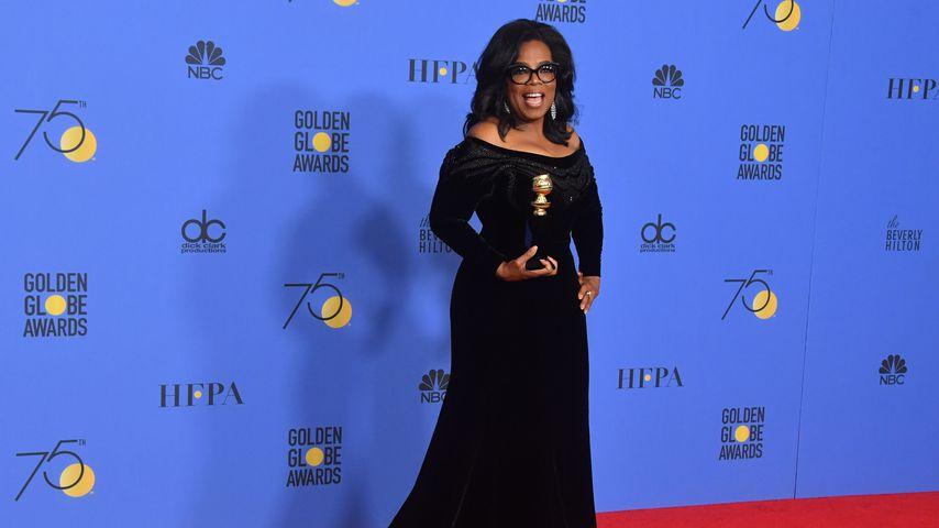 """Oprah Winfrey wollte nie Kids: """"Ich wäre keine gute Mutter!"""""""