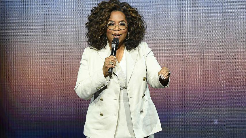 Oprah Winfrey, 2020