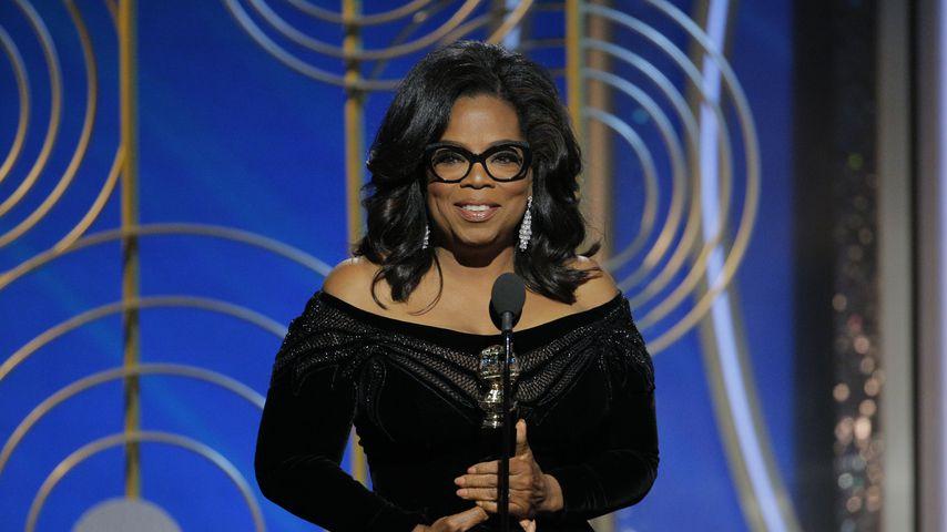 Oprah Winfrey bei den Golden Globe Awards 2018
