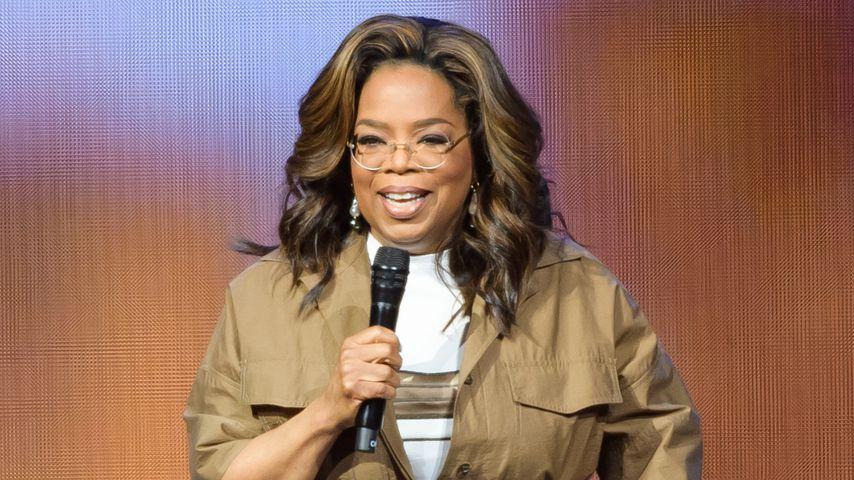 Oprah Winfrey bei der Oprah 2020 Vision in Sunrise im Januar 2020