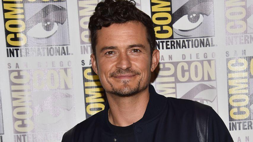 Orlando Bloom bei der San Diego Comic Con 2019