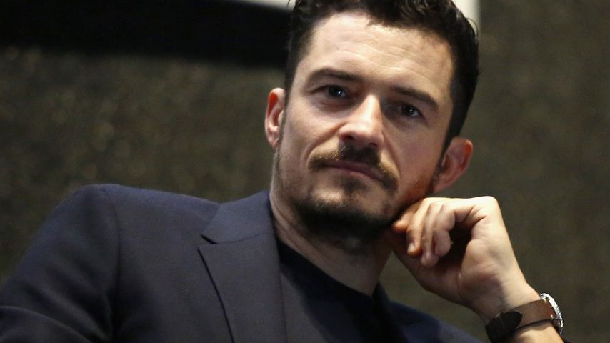 Orlando Bloom in Rom
