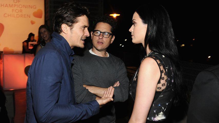 Orlando Bloom und Katy Perry bei einer Charityveranstaltung in Santa Monica