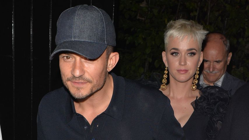 Orlando Bloom und Katy Perry in London