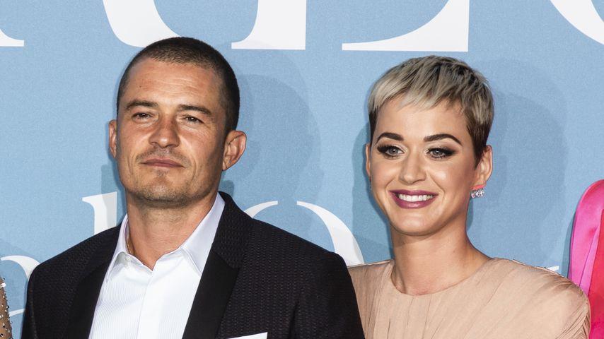 Katy Perry überbietet Fan bei Auktion um Date mit Orlando