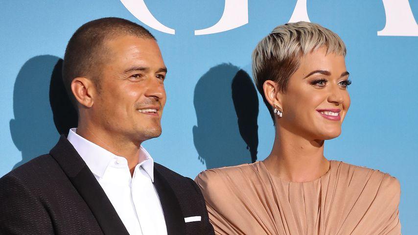 Seltener Love-Talk: Katy Perry erklärt Liebe zu Orlando!