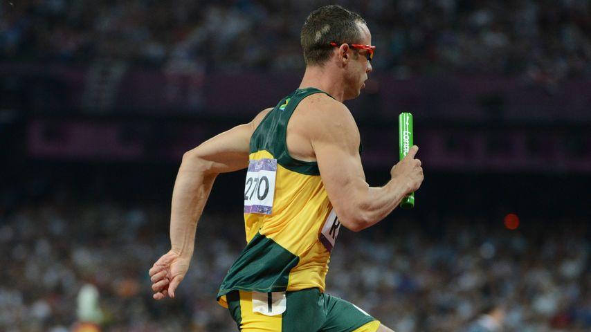 Oscar Pistorius bei einem Wettkampf