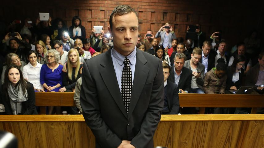 Suizidversuch? Oscar Pistorius mit Schnittwunden in Klinik