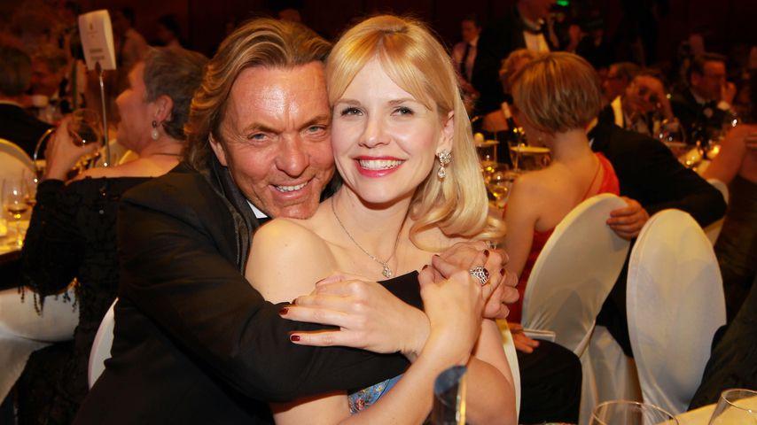 Otto Kern mit seiner Ehefrau Naomi Valeska