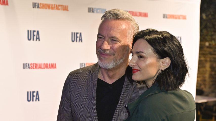 Otto Steiner und Mimi Fiedler bei der UFA Night in Köln im Mai 2019