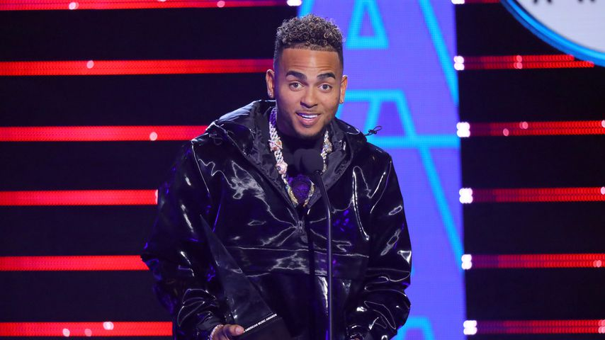 Ozuna bei den Latin American Music Awards 2019 in Hollywood