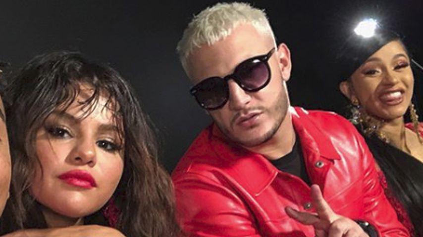 Ozuna, Selena Gomez, DJ Snake und Cardi B