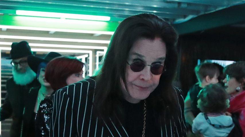 Ozzy Osbourne im Januar 2020