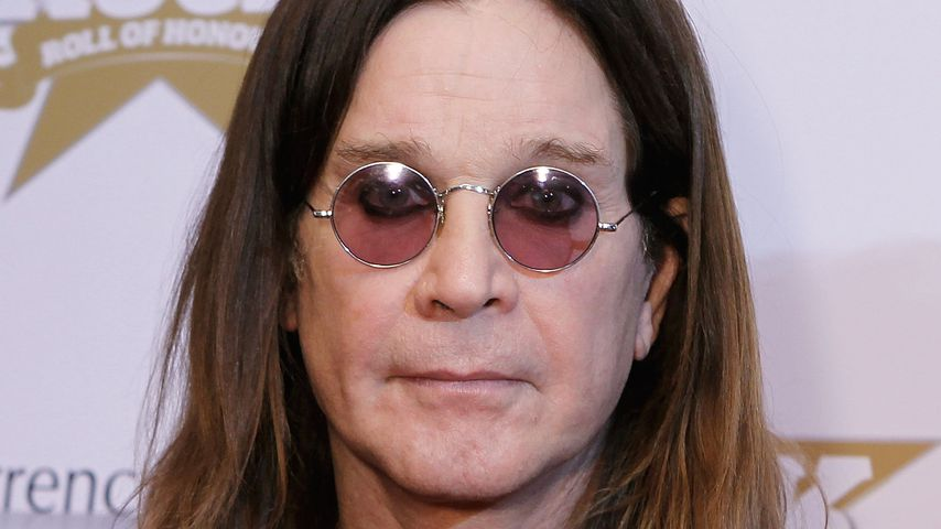 Nach Parkinson-Diagnose: Neues Foto von Ozzy Osbourne
