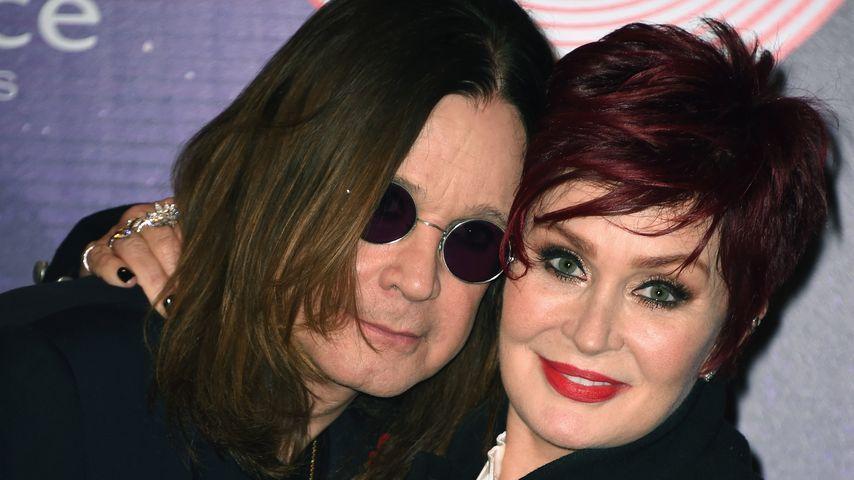 """Ozzy und Sharon Osbourne bei den """"MTV EMA's 2014"""" in Glasgow"""
