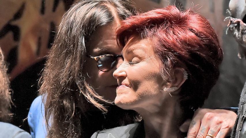 Ozzy und Sharon Osbourne im Mai 2016