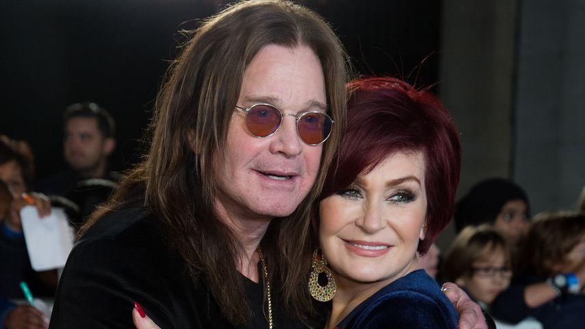 Ozzy und Sharon Osbourne bei den Pride of Britain Awards