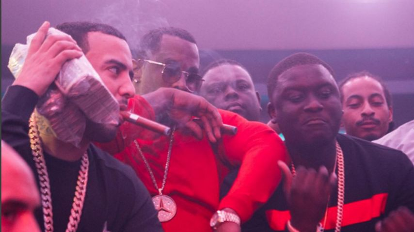 P. Diddy und French Montana