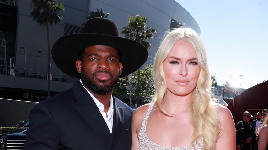 Lindsey Vonns Ex-Verlobter P. K. äußert sich zur Trennung